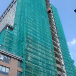 сетка фасадная для строительства